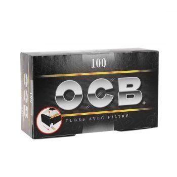 boite de tubes ocb 100